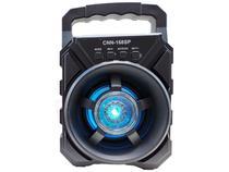Caixinha de Som Portátil Music Speaker Bluetooth/Cartão/Pendrive/AUX/Rádio FM LivStar -