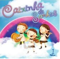 Caixinha De Sonhos Vol 1 - CD Infantil - Radar