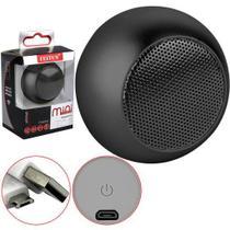 Caixinha Mini Speaker Bluetooth Ultra-mini Potente -