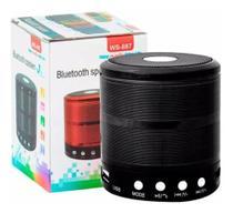 Caixinha Som Bluetooth Mini Portátil Usb Mp3 P2 Sd Rádio Fm - Goldenultra