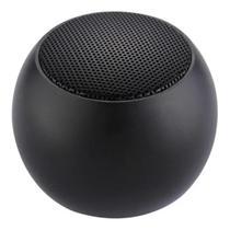 Caixinha Som Bluetooth Tws Metal Mini Speaker 3w Potente - Bhc