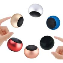 Caixinha Som Bluetooth Tws Metal Mini Speaker Amplificada 3w - Altomex