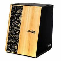 Cajon Acústico Music FSA Inclinado Strike SK4001 -