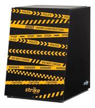 Cajon eletoacustico fsa strike sk5057 caution -