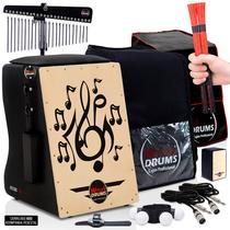 Cajón Elétrico Witler Drums  Kit De Acessórios - Musical -