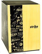 Cajón FSA Strike Series Music SK4001 Inclinado Acústico com Assento em E.V.A. - Fsa Cajóns