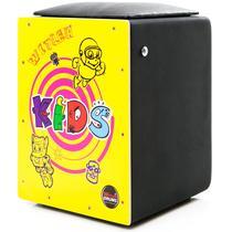 Cajón Infantil Witler Drums Kids  Amarelo -