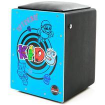 Cajón Infantil Witler Drums Kids  Azul -