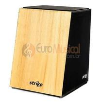 Cajon Strike Acustico SK1000 Natural - Fsa