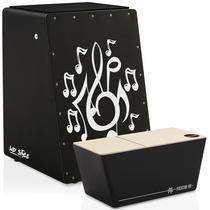 Cajón Wd Style Eletroacústico  Bongô - Personalizáveis - Witler Drums