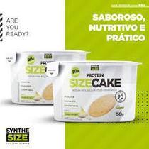 Cake de banana com canela synthesize - 50g -