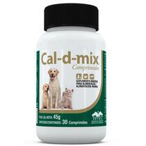 Cal-D-Mix 30 comprimidos - Vetnil