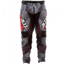 Calça Adulto Jett Lite Motocross Cinza Pro Tork -