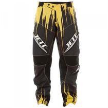 Calça Infantil Motocross Jett Amarelo Pro Tork -