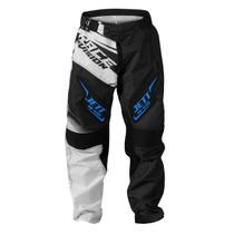 Calça Infantil Motocross Trilha Jett Factory Edition Neon - Pro Tork