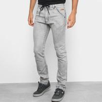 Calça Jeans HD Jogger Masculina -