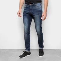 Calça Jeans HD Slim Masculina -