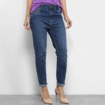 Calça Jeans Sawary Boyfriend Feminina -