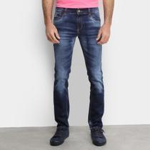 Calça Jeans Sawary Comfort Estonada Masculina -