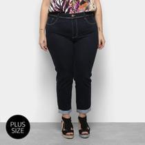 Calça Jeans Sawary Plus Size Feminina -