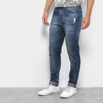 Calça Jeans Skinny Ecko Rocker Masculina -