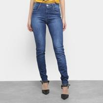 Calça Jeans Skinny Forum Estonada Cintura Média Feminina -