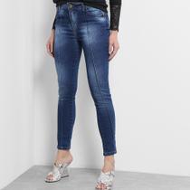 Calça Jeans Skinny Jezzian Jeans Estonada Feminina -