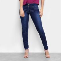 Calça Jeans Skinny Sawary Feminina -