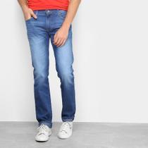 Calça Jeans Slim Colcci Alex Estonada Masculina -