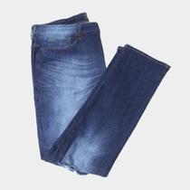 Calça Jeans Slim Colcci Alex Estonada Rasgos Masculina -