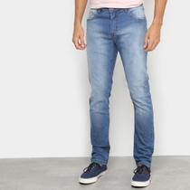 Calça Jeans Tks Lisa Básica Masculina -