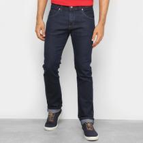 Calça Jeans Wrangler Slim Elastano Masculina -