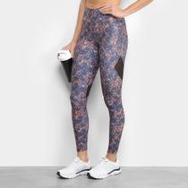 Calça Legging Gonew Floral Feminina -