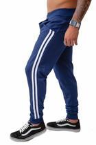 Calça Moletom Skinny Jogger Masculina Moletinho Academia M18 - Fanáticos Por Cintas