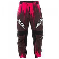 Calça Motocross Infantil Jett Pink Pro Tork -