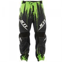 Calça Motocross Infantil Jett Verde Pro Tork -