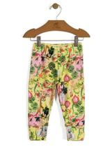Calça Shine Floresta Up Baby -