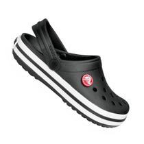 Calçado Crocs Infantil Crocs Crocband Preto Menino -