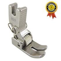 Calcador com rolete para maquina reta industrial - Premier