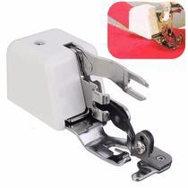 Calcador de Overlock com Faca Para Maquina de Costura Domestica - Clamak
