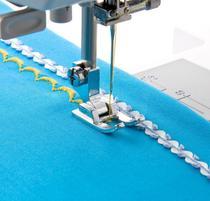 Calcador Domestico Ponto Cheio Abrir Costura e Aplicação - Westpress