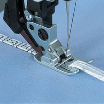 Calcador para aplicar cordões com 5 furos - aplique até 5 cordões - Milamak