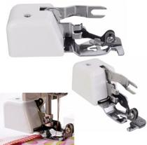 Calcador Para Fazer Overlock Corte Lateral Máquina Doméstica - Lanmax