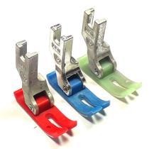 Calcador Teflon Azul Verde Vermelho Para Máquina Reta Industrial Jack F4 A2 A3 A4 A5 - Taiwan