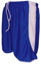 Calção modelo Copa Azul Royal/Branco - Play fair