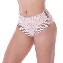 Calcinha cinta pós parto compressão modeladora alta abdominal Morisco -
