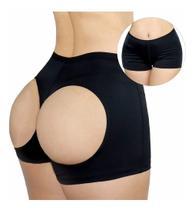 Calcinha Shorts Aumenta Modela Empina e Levanta Bumbum Magic - Sagathe Modas