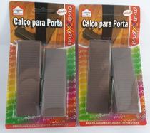 Calço Para Porta Kit Com 4 Pecas ( 2 Cartelas ) Maxximo -