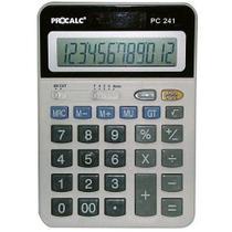 Calculadora 12 digitos procalc pc241 -