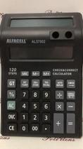 Calculadora ALFACELL 12 Dígitos Com Tecla 2 VISOR - Yins